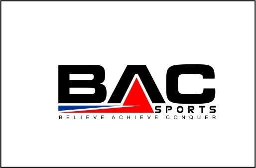Proposition n°311 du concours Logo Design for BAC Sports