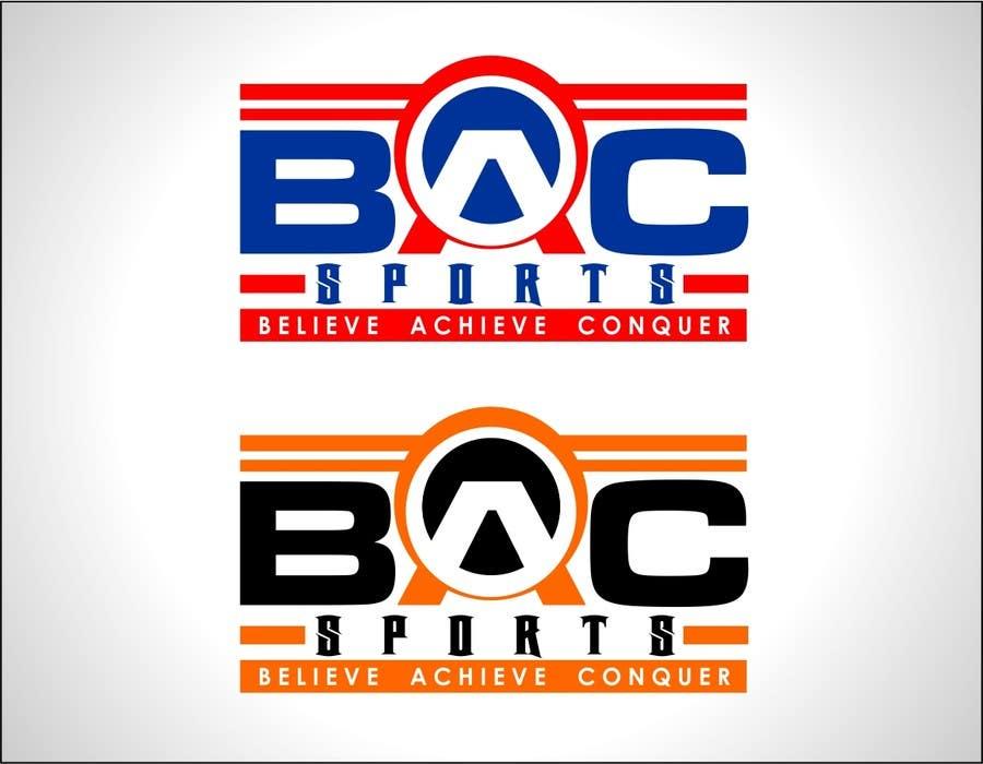 Proposition n°399 du concours Logo Design for BAC Sports