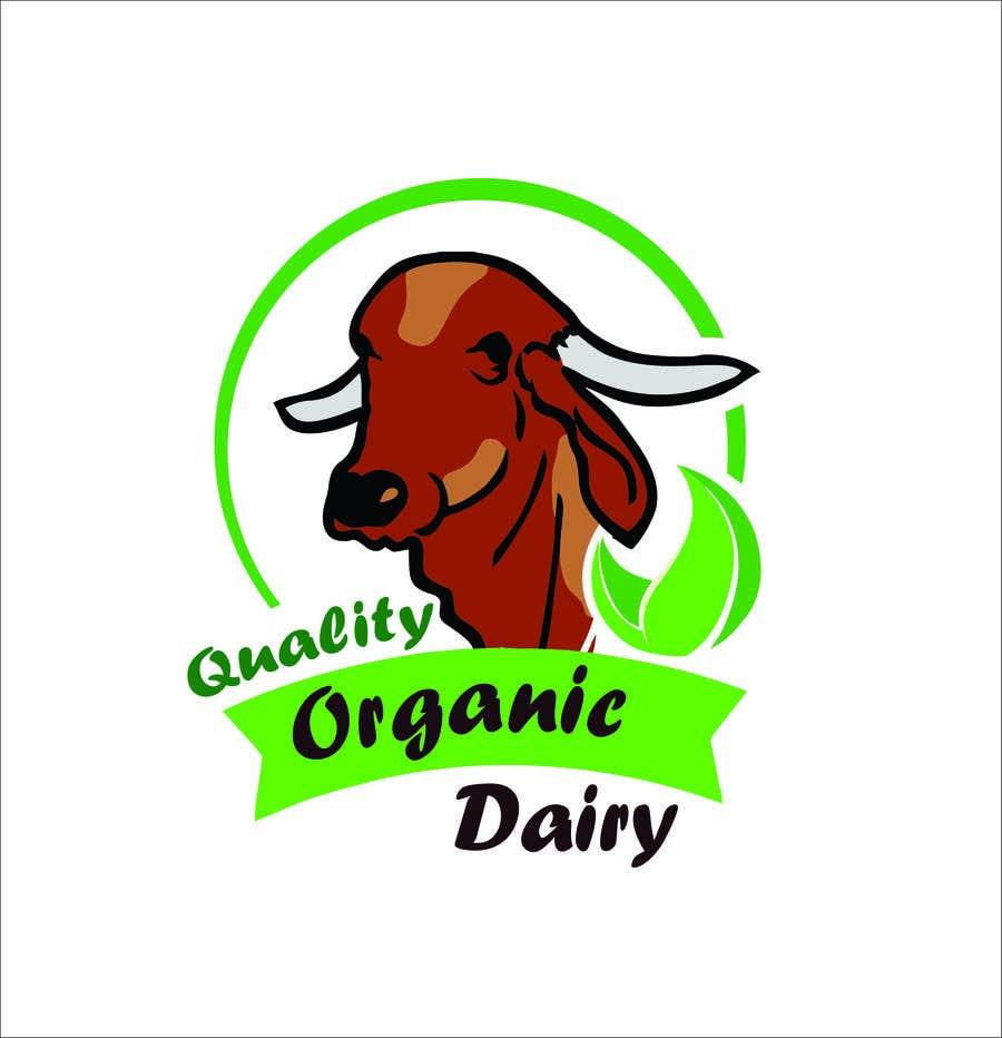 Contest Entry 53 For Design A Logo My Dairy Farm