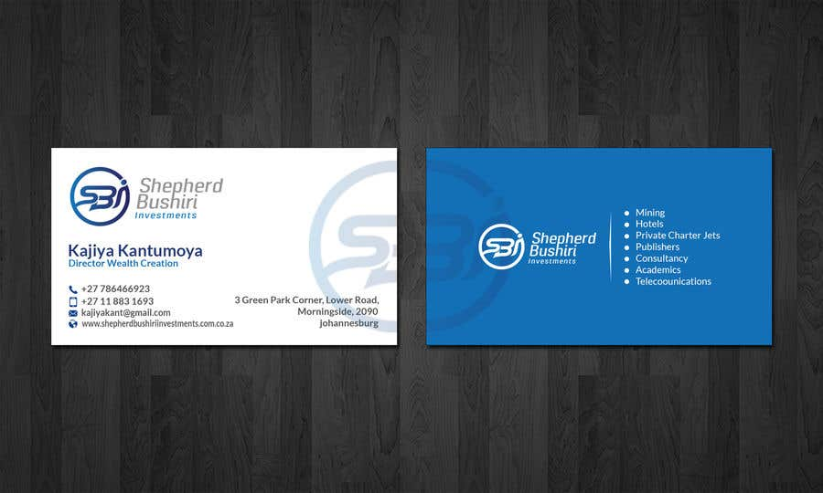 Entry #101 by papri802030 for Design of business cards | Freelancer