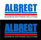 Graphic Design Kilpailutyö #497 kilpailuun Logo Design for Albregt Business Software Solutions