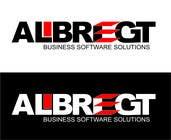 Graphic Design Kilpailutyö #506 kilpailuun Logo Design for Albregt Business Software Solutions