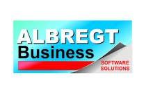Graphic Design Kilpailutyö #560 kilpailuun Logo Design for Albregt Business Software Solutions