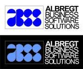 Graphic Design Kilpailutyö #286 kilpailuun Logo Design for Albregt Business Software Solutions