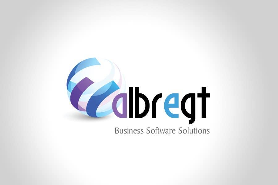 Participación en el concurso Nro.                                        173                                      para                                         Logo Design for Albregt Business Software Solutions