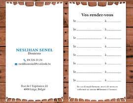 arnee90 tarafından Dentist business card için no 9