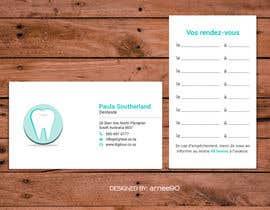 arnee90 tarafından Dentist business card için no 61