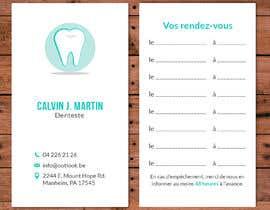 arnee90 tarafından Dentist business card için no 68
