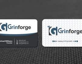 #109 for Design some Business Cards for Grinforge af mamun313