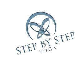 #311 untuk Stylized butterfly logo for a yoga teacher oleh mituakter1585
