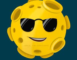 jalilurrehman tarafından Cool Yellow Asteroid için no 7