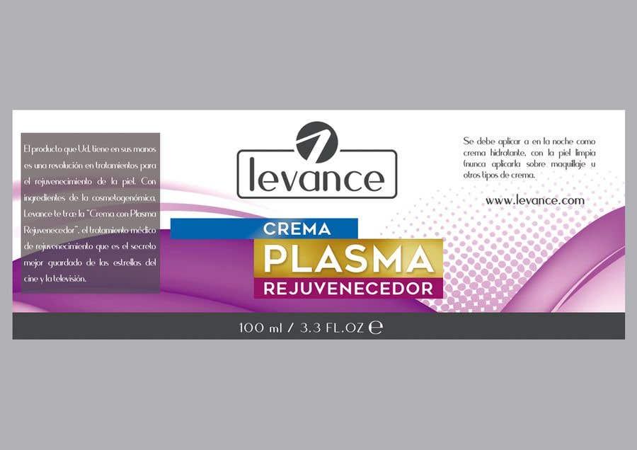 Participación en el concurso Nro.26 para Logo y label para Crema