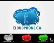Graphic Design Конкурсная работа №462 для Logo Design for Cloud-Phone Inc.