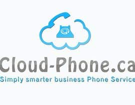 #450 สำหรับ Logo Design for Cloud-Phone Inc. โดย DBellot
