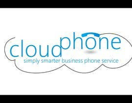 #499 para Logo Design for Cloud-Phone Inc. de AdartIndia