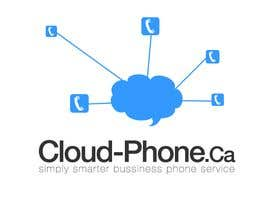 #470 para Logo Design for Cloud-Phone Inc. de Sudeepsharma