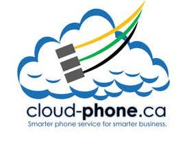 #357 Logo Design for Cloud-Phone Inc. részére dswashington által