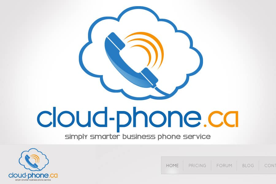 Конкурсная заявка №546 для Logo Design for Cloud-Phone Inc.