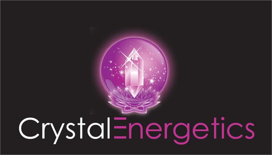 #114 for Logo Design for Crystal Energetics by towin