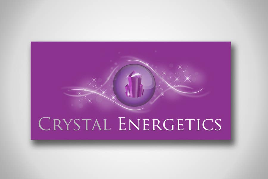 #87 for Logo Design for Crystal Energetics by architechno23