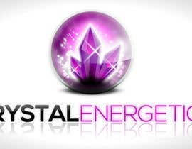 nº 103 pour Logo Design for Crystal Energetics par ganzio