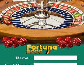 #16 para Casino graphic design for contest. Flyer and poster. por anphy2468