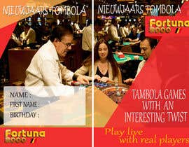 #6 para Casino graphic design for contest. Flyer and poster. por kalyanparbat