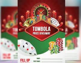 #24 para Casino graphic design for contest. Flyer and poster. por Codeitsmarts