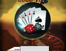 #15 para Casino graphic design for contest. Flyer and poster. por murimibusiness