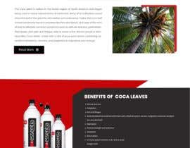 nº 21 pour Website Design for Classy/Sporty Water Bottle Design par websoft07