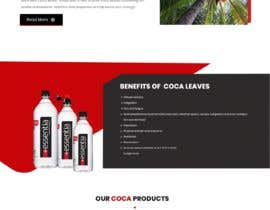 nº 23 pour Website Design for Classy/Sporty Water Bottle Design par websoft07