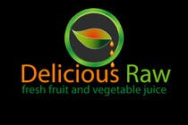 Graphic Design Entri Peraduan #48 for Logo Design for Delicious Raw