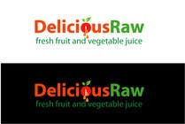 Graphic Design Entri Peraduan #42 for Logo Design for Delicious Raw