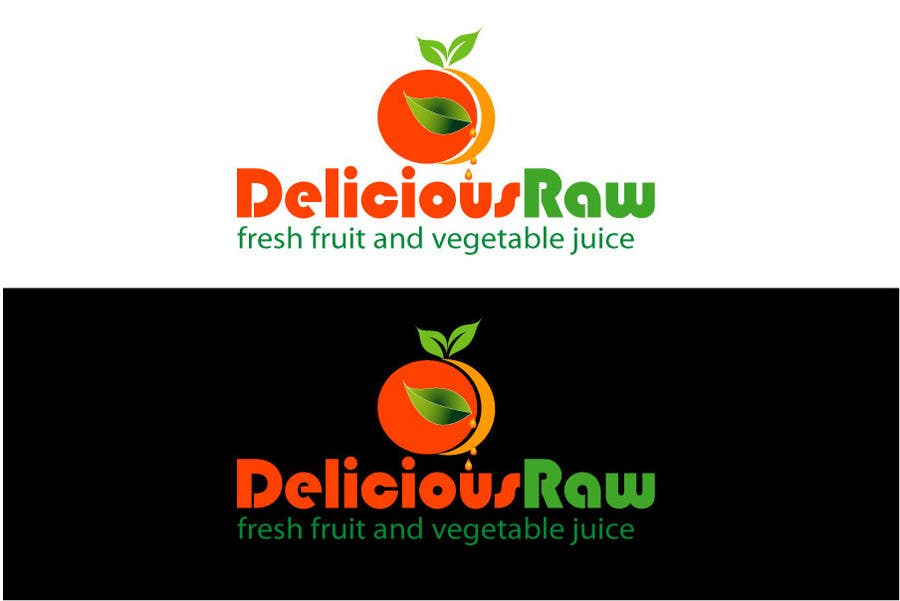 Konkurrenceindlæg #46 for Logo Design for Delicious Raw