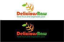 Graphic Design Entri Peraduan #44 for Logo Design for Delicious Raw