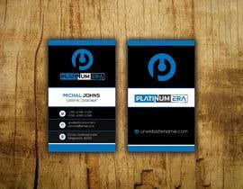 #451 for Design Business Card for Platinum Era Club by Jihadraj