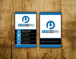 #457 for Design Business Card for Platinum Era Club by Jihadraj