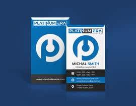 #430 for Design Business Card for Platinum Era Club by iqbalsujan500