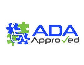 #190 para Logo Design for ADA Approved por ulogo