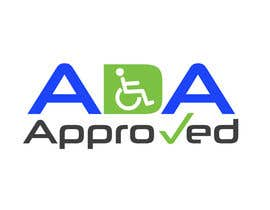 #250 para Logo Design for ADA Approved por ulogo