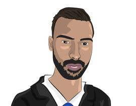 Nro 9 kilpailuun Illustrate/Draw Portrait in a cartoonish way käyttäjältä Memiliano
