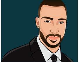 Nro 25 kilpailuun Illustrate/Draw Portrait in a cartoonish way käyttäjältä qshahnawaz