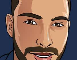 Nro 34 kilpailuun Illustrate/Draw Portrait in a cartoonish way käyttäjältä lendula
