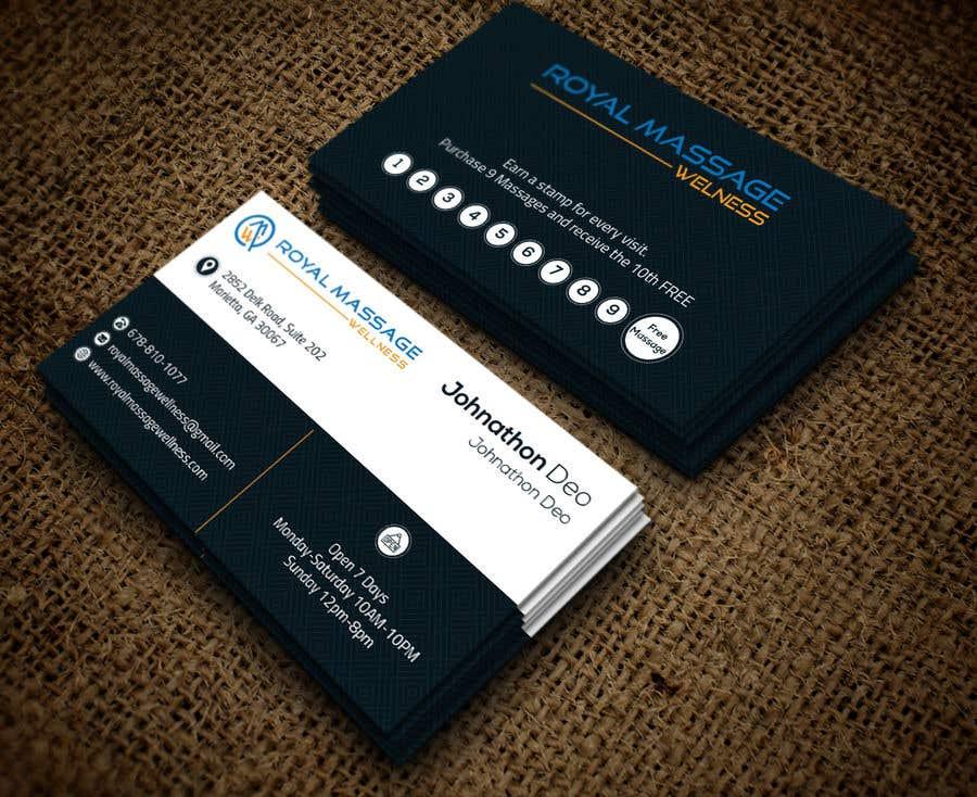 Entry #26 by Nomanshimul321 for Design some Business Cards | Freelancer