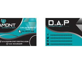 #61 for logo/business card for Automotive body/ paint shop by imagencreativajp