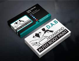 #30 for logo/business card for Automotive body/ paint shop by cafy