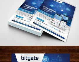 agkuriyodu2016 tarafından Urgent Project: Design Full-page Newspaper Ad for BitGate (Guaranteed awarded Within 12 Hours!) için no 164