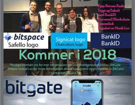 Samuyel123 tarafından Urgent Project: Design Full-page Newspaper Ad for BitGate (Guaranteed awarded Within 12 Hours!) için no 157