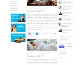 yasirmehmood490 tarafından Design PSD for blog için no 12
