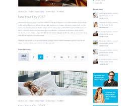 yasirmehmood490 tarafından Design PSD for blog için no 13
